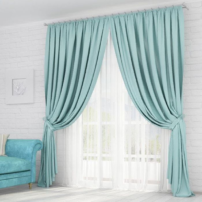 Какую ткань выбрать для пошива штор?
