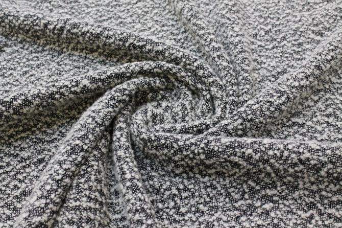 Каковы свойства и характеристики ткани букле? Правила ухода за вещами из материала