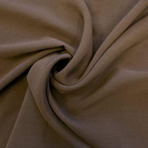 Что такое ткань крепдешин? Каковы ее свойства и параметры?