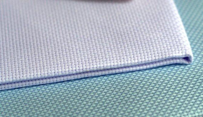 Для вышивания и не только: все о ткани канва