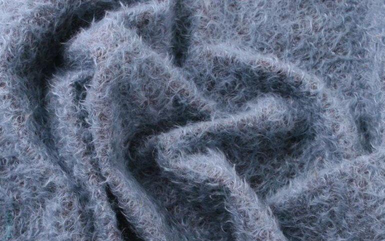 Из чего делают ткань мохер и каковы ее характеристики?
