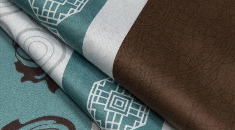 Сатин твил— что это за ткань? Особенности и правила ухода за тканью