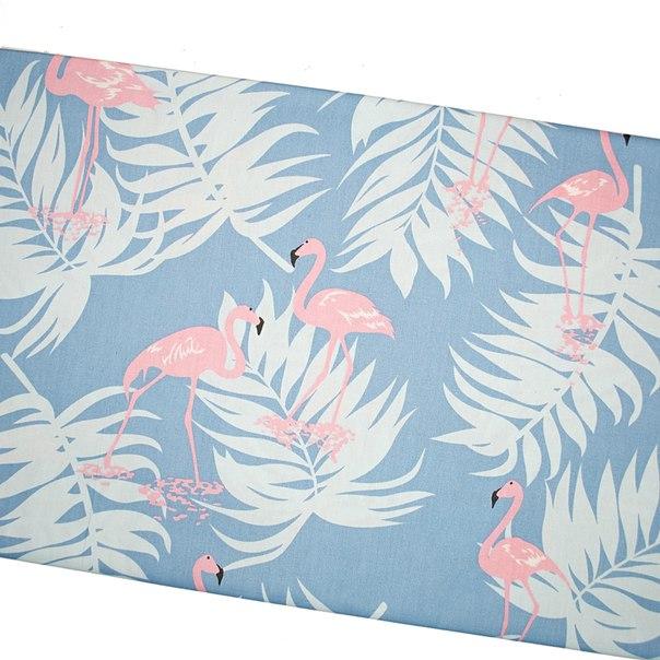 Фламинго— что это за ткань? Особенности и правила ухода за тканью
