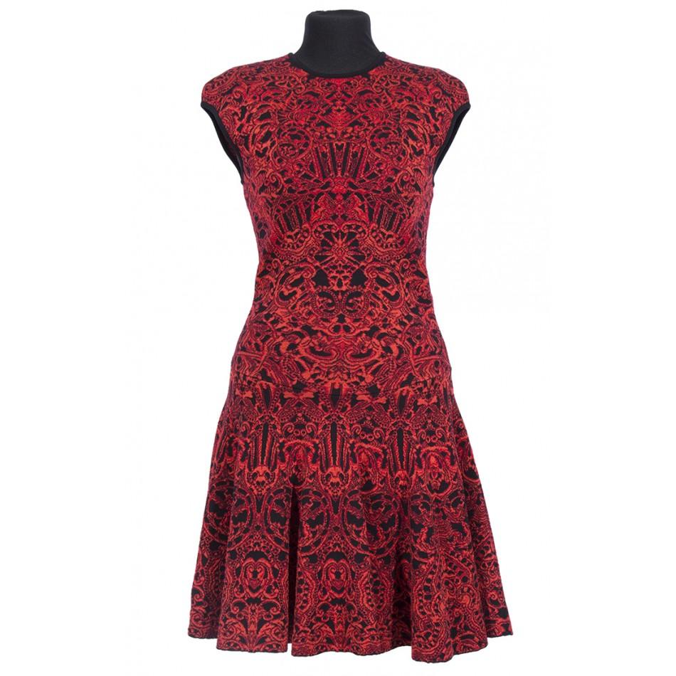 Alexander McQueen платье