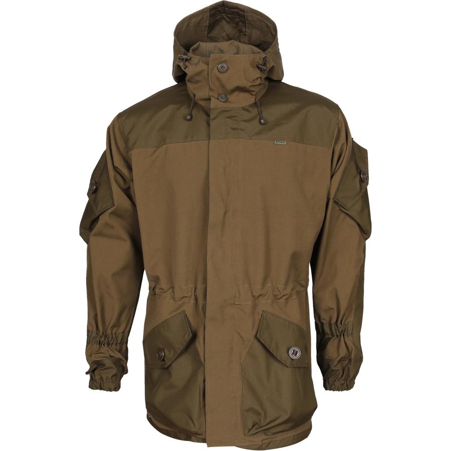Брезентовая куртка
