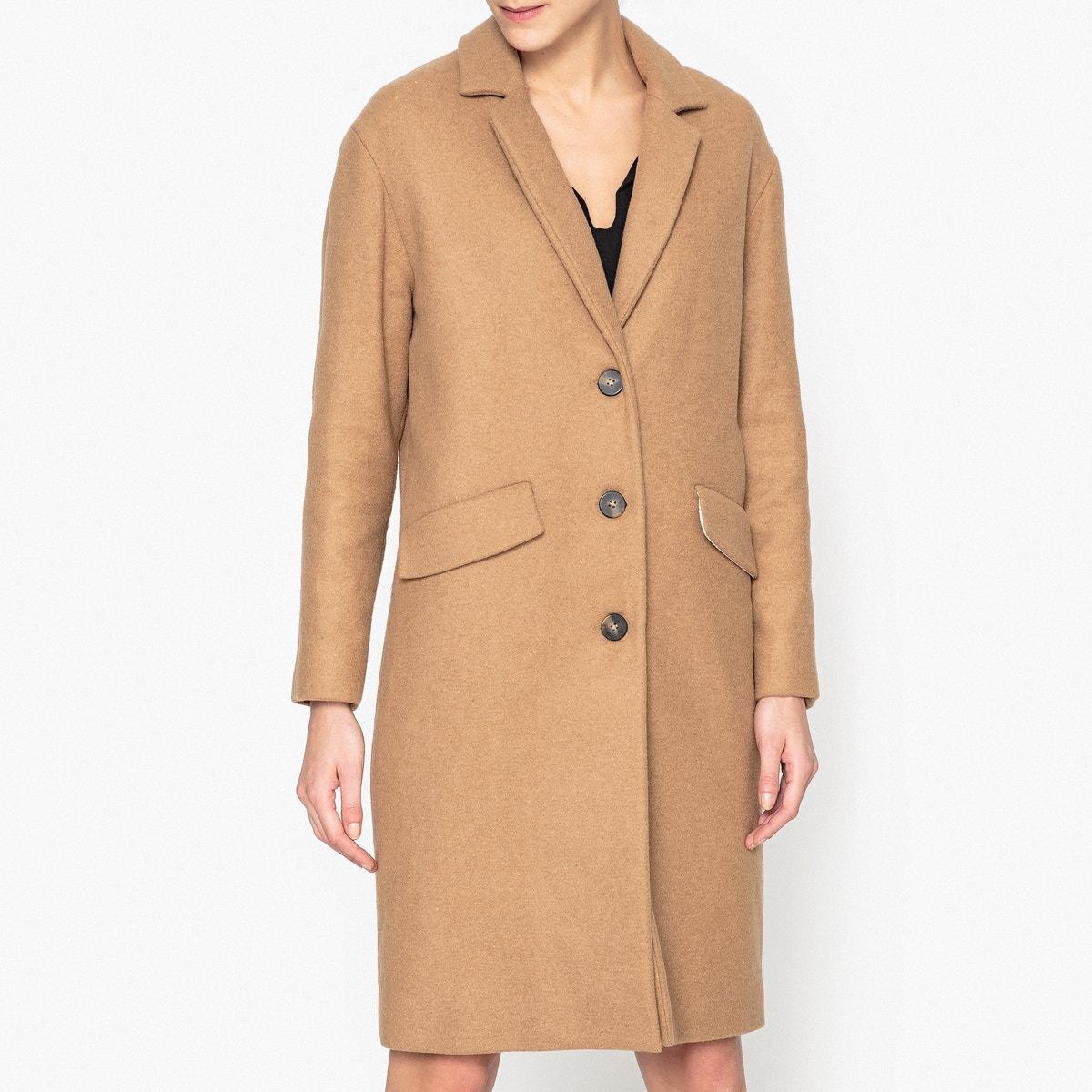 Драповое пальто1