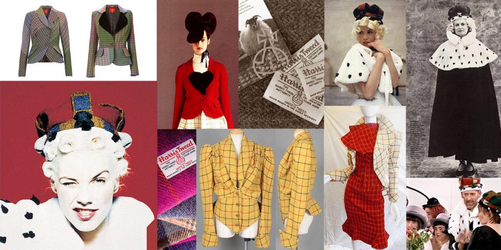 Коллекция Harris Tweed