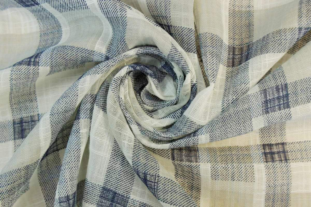 Льняная ткань2