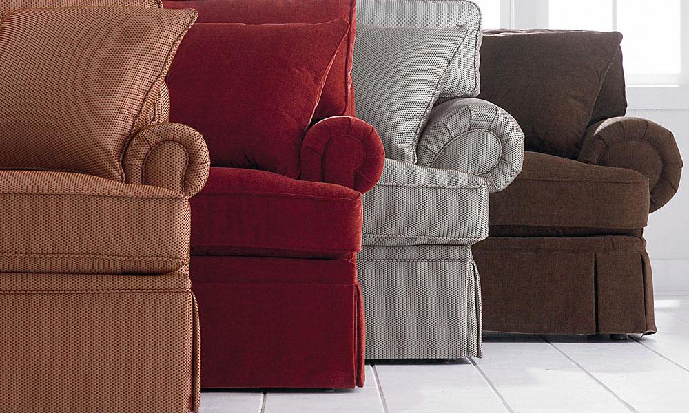 Чем обить мебель? Как выбрать подходящую ткань?