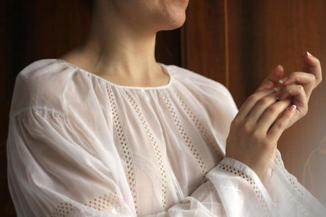 Одежда из маркизета