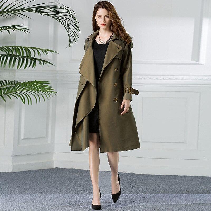 Пальто из габардина1