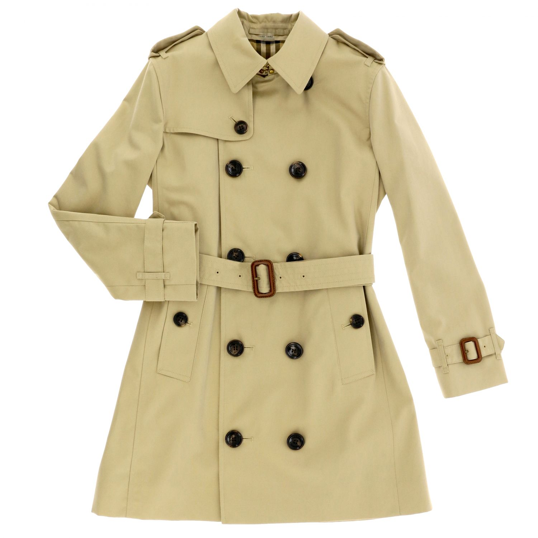 Пальто из габардина2