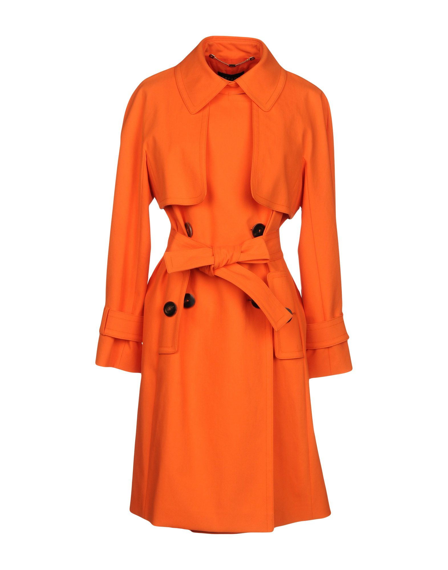Пальто из габардина3