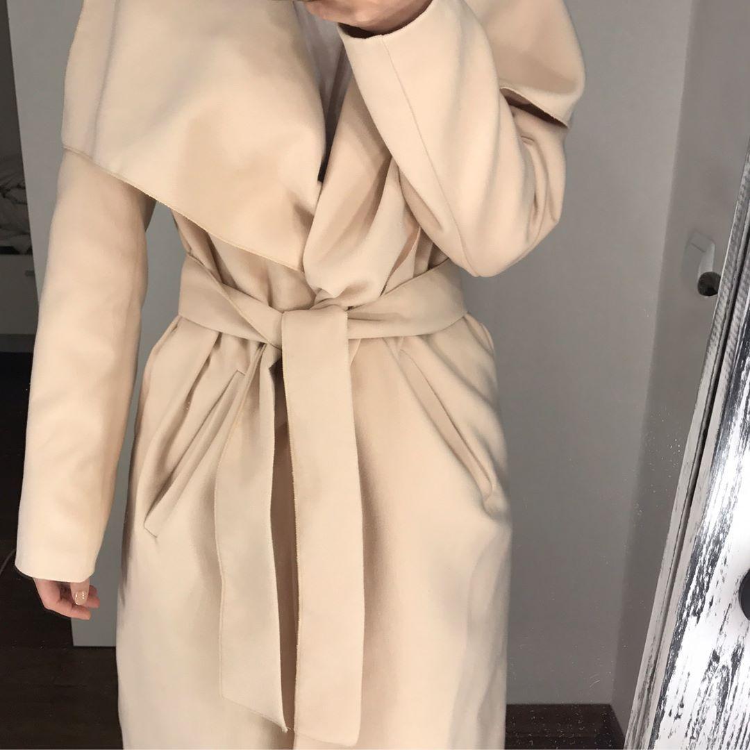 Пальто из кашемира1