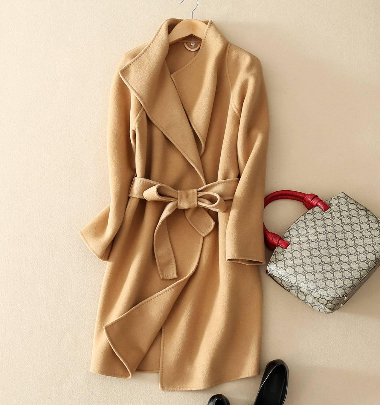 Пальто из кашемира4