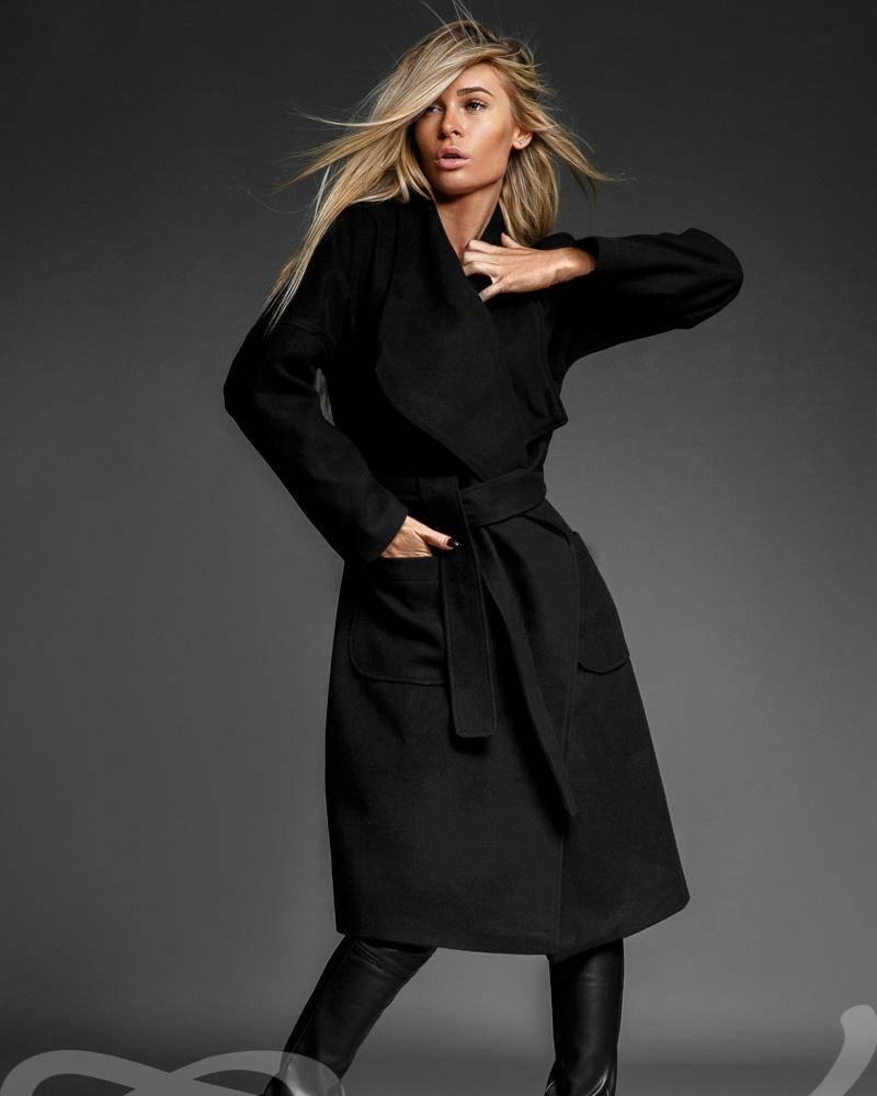 Пальто из кашемира3