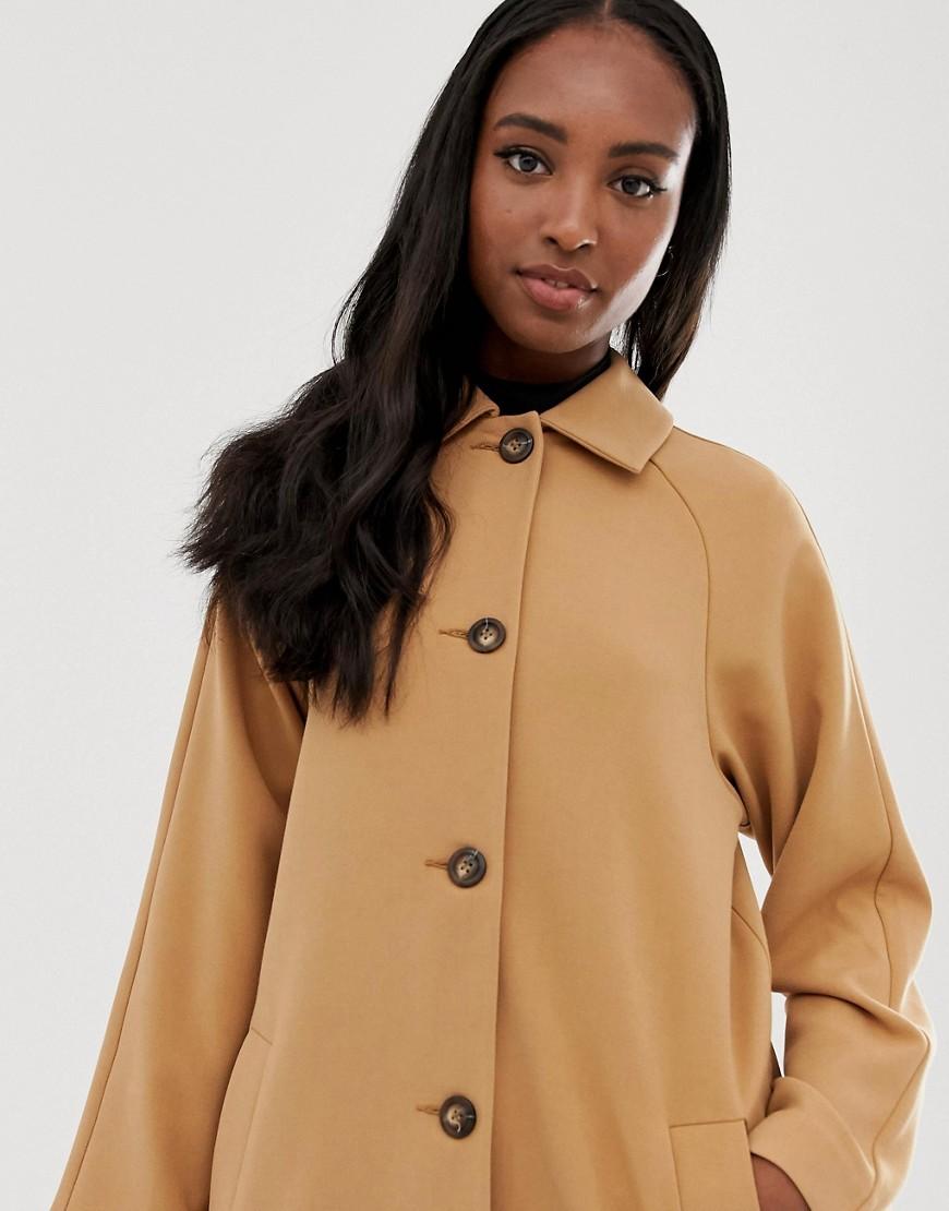 Пальто из крепа1