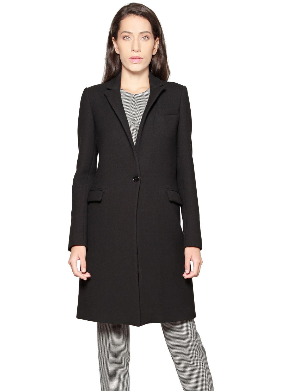 Пальто из крепа2