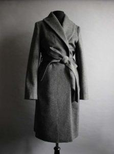 Пальто круль