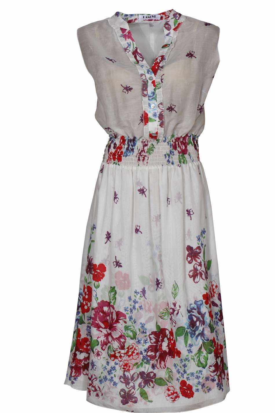 Платье из маркизета