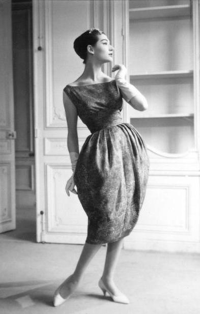Платье-пузырь