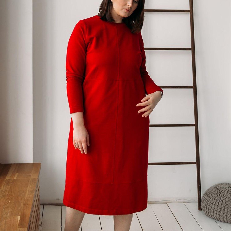 Платье трапеция2