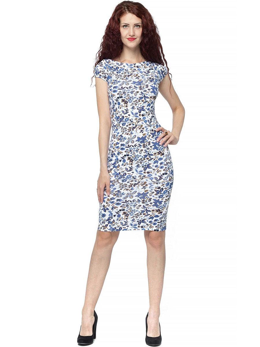 Прилегающее платье