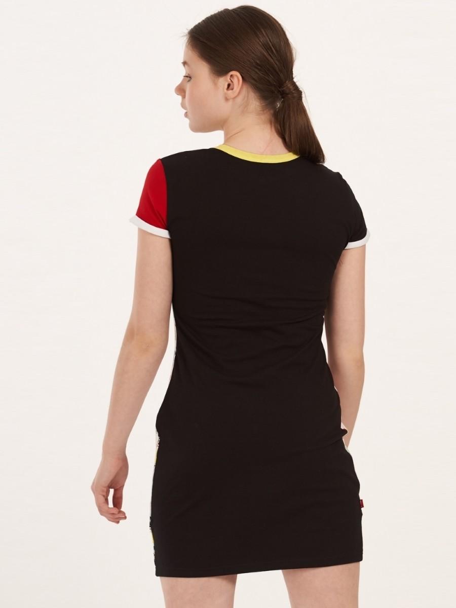 Прилегающее платье5