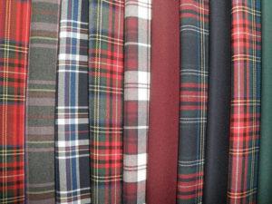 Шотландка ткань2