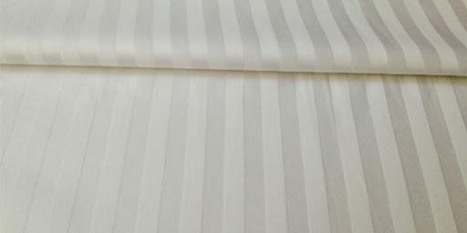 Страйп-сатин — что это за ткань? Особенности и правила ухода за тканью