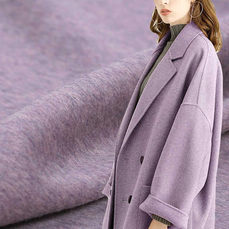 Советы по выбору ткани для пошива пальто