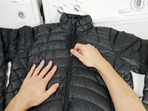 Уход за курткой