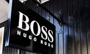 Бренд Hugo Boss