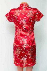 Одежда из ткани китайки