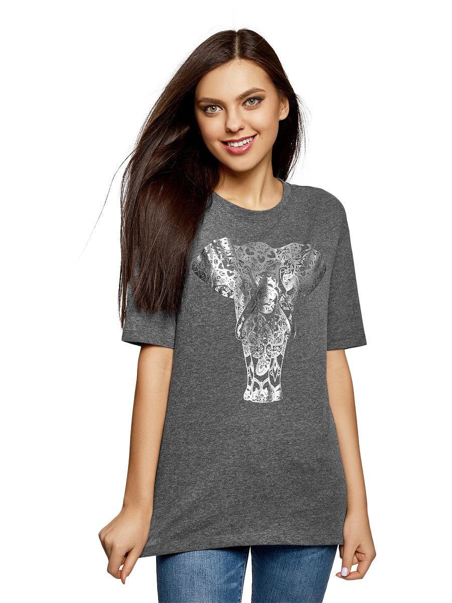 Женская футболка11
