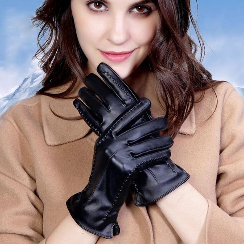 Женские перчатки133