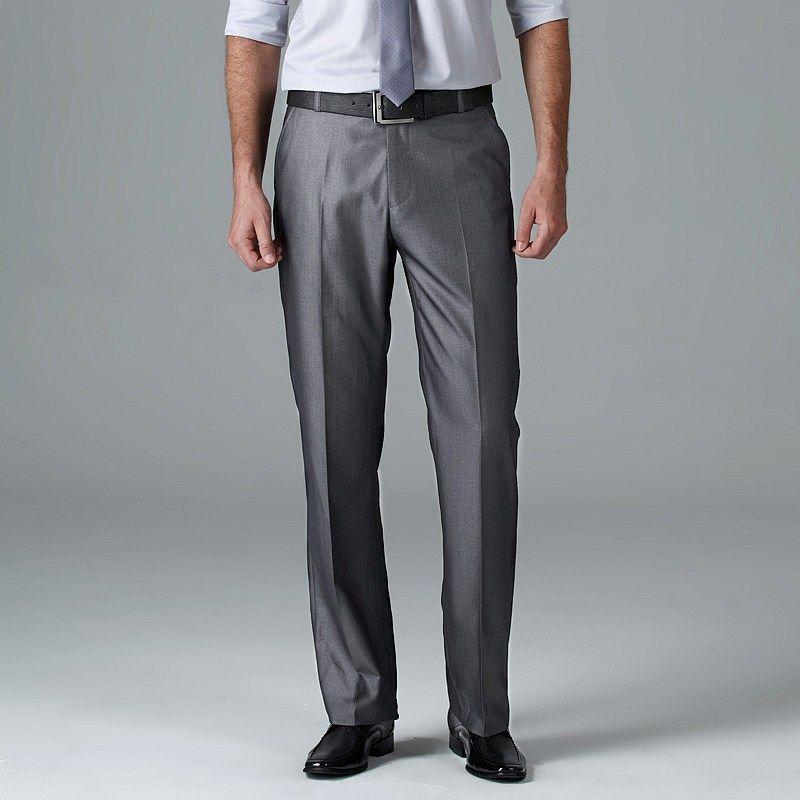 Незаменимый элемент гардероба: как узнать размер мужских брюк?