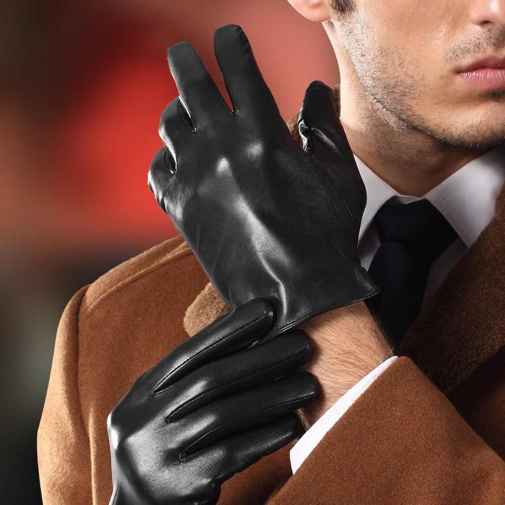 Как определить размер мужских перчаток? Какие параметры необходимо знать?