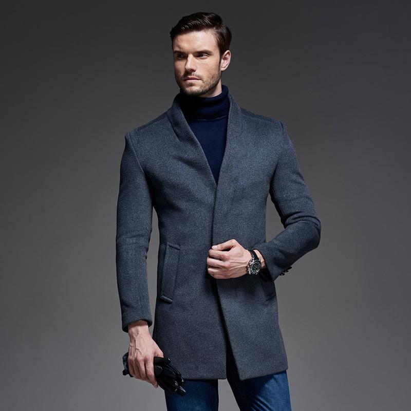 Определяемся с верхней одеждой: как узнать размер мужского пальто?