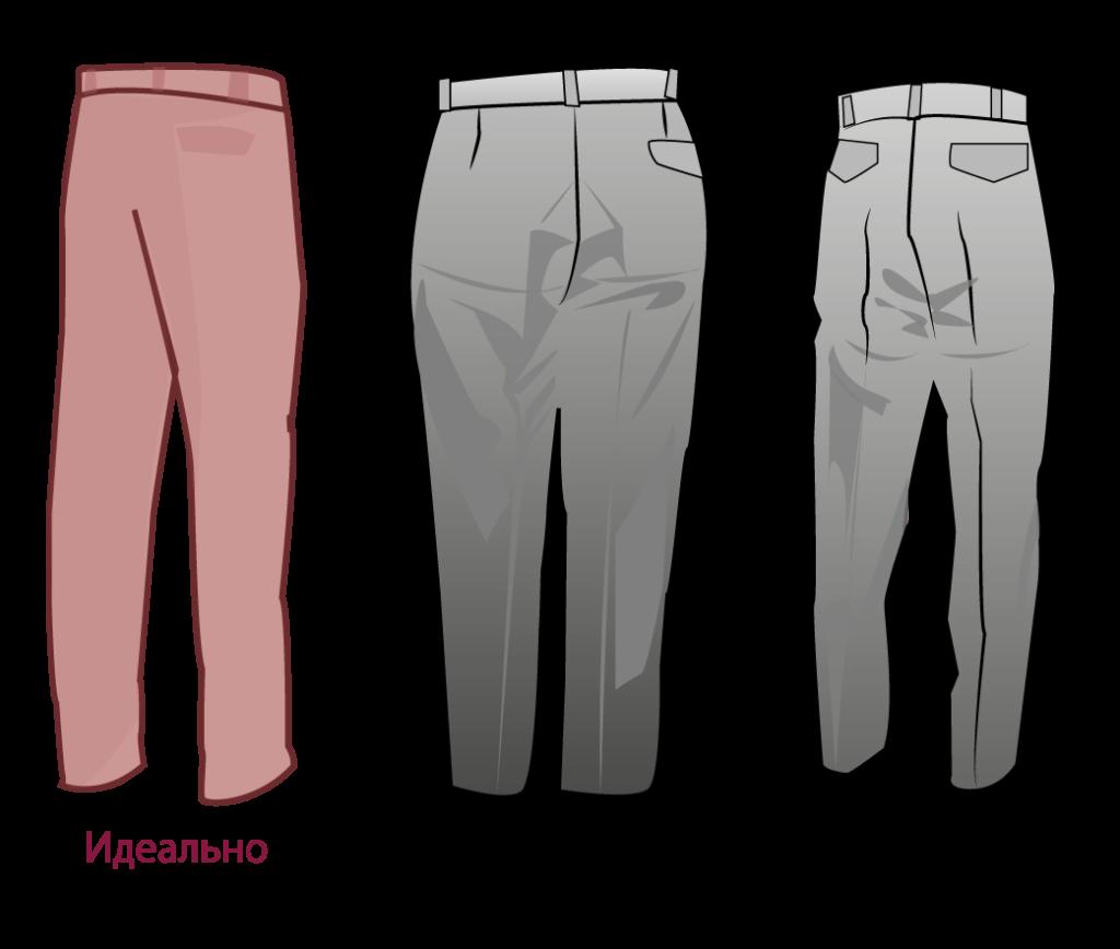 Размер брюк