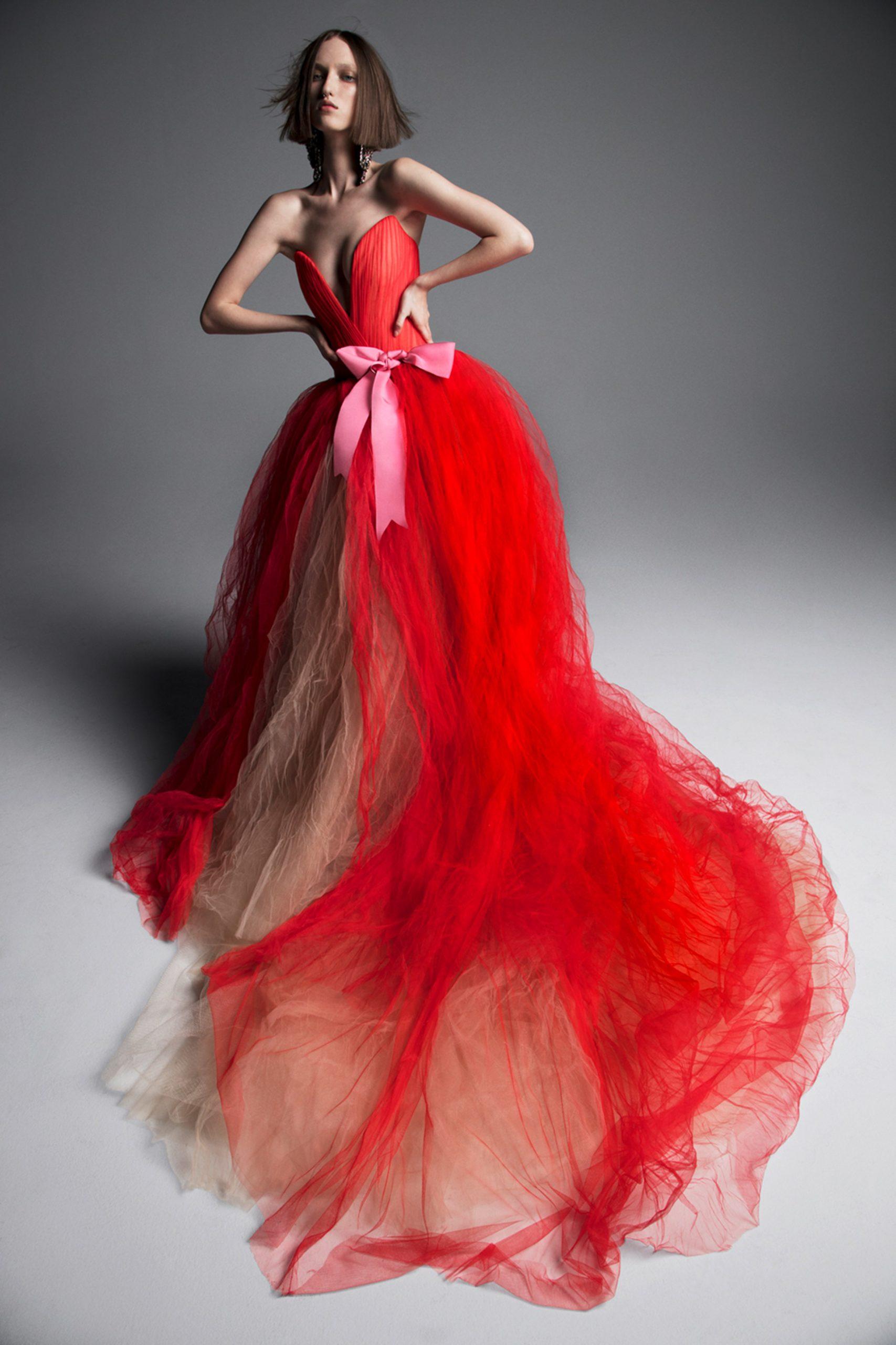 Свадебное платье Вера Вонг66
